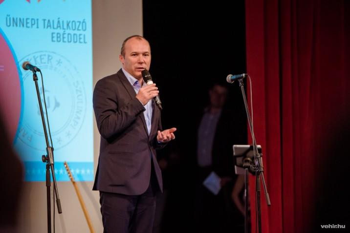 Porga Gyula polgármester szerint a VEkker jó példa