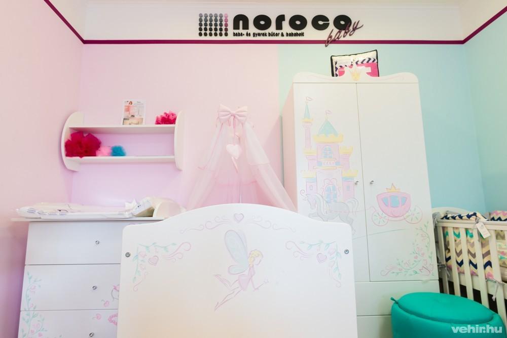 Jó helyek  Noroco Baby Babaáruház   Baba-és gyerekbútor - vehir.hu bbf14fd7c3